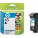 HP №45 Black (51645AE)