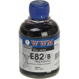 WWM EPSON Stylus Photo P50/R270/R290/RX615/T50/TX650 (Black) 200г (E82/B)