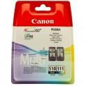 Canon PG-510Bk/CL-511 Multi Pack (2970B010)