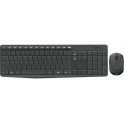 Logitech Wireless MK235 (920-007948) Black