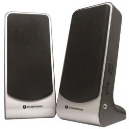 Krauler Soundtronix  SP-2616U 2.0 Silver
