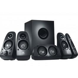 Logitech  Z-506 5.1 (980-000431) Black