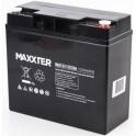 Maxxter 12В 22Aг (MBAT-EV-12V22AH)