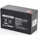 Maxxter 12В 9Aг (MBAT-12V9AH)