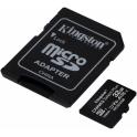 Kingston 32 GB microSDHC Class 10 UHS-I