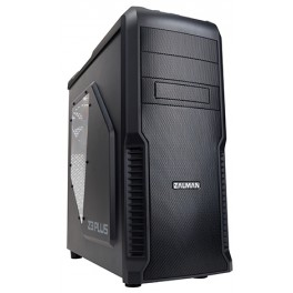 Zalman Z3 Plus Black no PSU