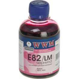 WWM EPSON Stylus Photo P50/R270/R290/RX615/T50/TX650 (Light Magenta) 200г (E82/LM)