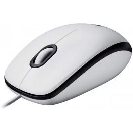 Logitech M100 White (910-001605)