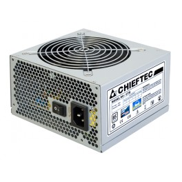 Блок живлення Chieftec CTG-500-80P  (550W) APFC 12cm Bulk
