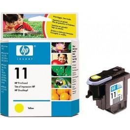HP №11 (DJ500/ps) Yellow (C4813A)