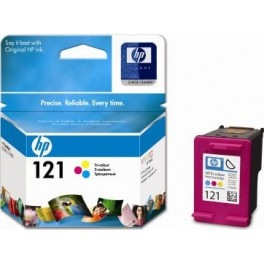 HP №121 Color (CC643HE)