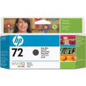 HP №72 (DJ T610/T1100) Black (C9403A)