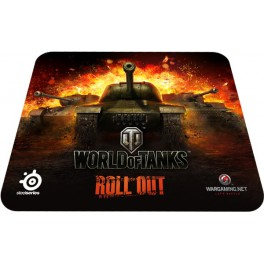 SteelSeries QcK World of Tanks Edition (SS67269)
