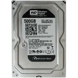 Western Digital 500Gb (WD5003AZEX)